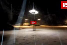 Nieve en Lluc