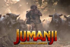 Jumanji: Bienvenidos a la Jungla