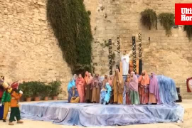 L'Adoració dels tres Reis d'Orient' en Ses Voltes