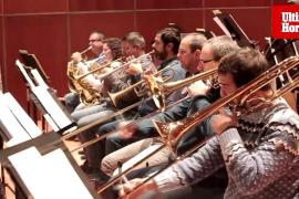 Ensayo del concierto inaugural de los 125 años de Ultima Hora