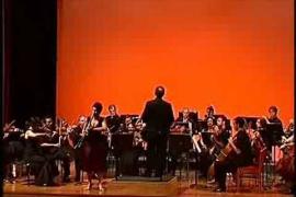 Orquestra de Cambra Illa de Menorca. Ona Cardona.