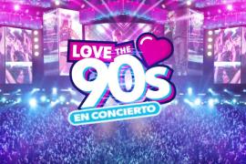 Gira Love the 90's 2018 completa!
