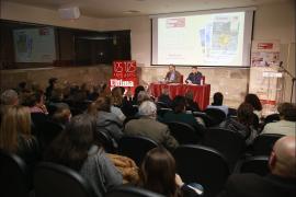 Presentación del especial '125 años de noticias en Llucmajor'
