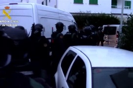 Operación Ludar de la Guardia Civil
