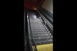 Inundación en la Intermodal