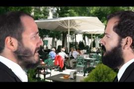 Àngel Martín y Ricardo Castella - Junio en Madrid