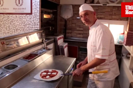 Ganador del concurso 'Mejor pizza de Malorca'