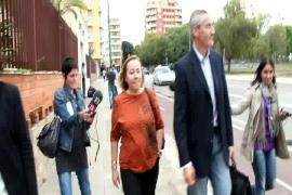 Antonia Vidal declara como imputada en la Operación Ossifar