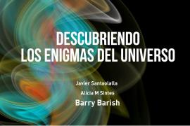 Conferencia del Nobel de Física Barry Barish en el Auditórium de Palma