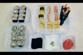 Cómo hacer sushi casero japonés y cocer el arroz