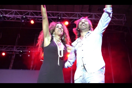 Rosario, Carmona y Anglada & Cerezuela en el festival 125 Veranos