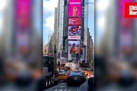 'Ultima Hora', en Times Square de la mano de Domingo Zapata