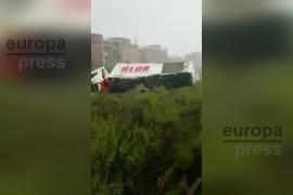 Decenas de muertos por el desplome de un puente en Génova