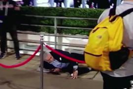 L'énorme chute de José Mourinho à Wembley