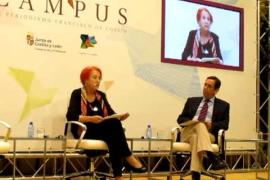 Rosa María Calaf critica el periodismo actual 1