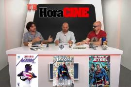 Hora Cine - Episodio 14 - videojuegos y cómics #horacine