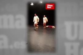 El flamenco danza aparece en escena en el Teatre Principal