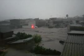 Graves inundaciones en Sant Llorenç