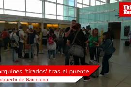 Mallorquines 'tirados' en Granada tras el puente del 12 de octubre