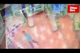 El directivo de un hotel, golpeado tras evitar una agresión machista