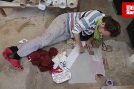 Joan Miró Punyet, ahora artista plástico
