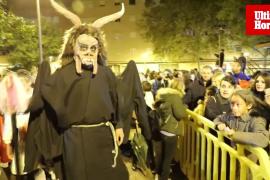La fiesta de Halloween en Son Oliva