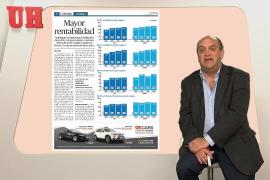 Pep Verger habla sobre el número de turistas en Balears