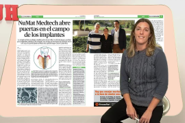 Numat MedTech avanza en el campo de los implantes dentales