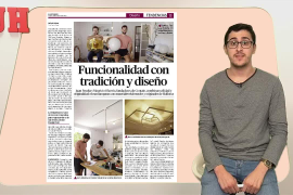 Contain es una empresa de iluminación creada por Juan Peralta y Mauricio Obarrio