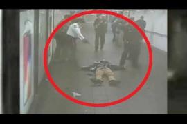 Sale a la luz el vídeo del atentado suicida fallido en el metro de Nueva York