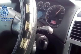 Vídeo | Detenido un menor por conducir a 160 km/h
