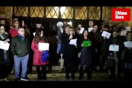 Unos 200 periodistas se 'mojan' en Palma por el secreto profesional