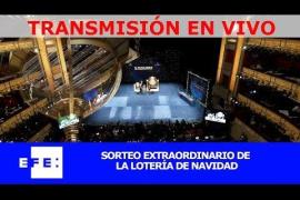 Directo | Sorteo Extraordinario Lotería de Navidad 2018