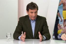 Entrevista a Mateo Isern, candidato del PP al Ayuntamiento de Palma