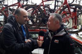 Segundo día en la Challenge Ciclista a Mallorca
