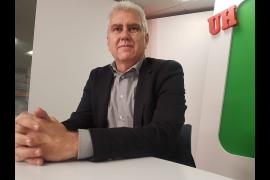 Josep Melià, candidato a la alcaldía de Palma por el PI