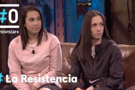 Entrevista a Eva Navarro y Cata Coll   #LaResistencia 06.02.2019