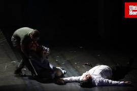 Ensayo de 'Don Giovanni' en el Teatre Principal