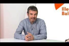 Entrevista al candidato de Ciudadanos al Govern, Marc Pérez-Ribas