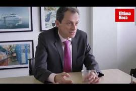 Entrevista a Pedro Duque en Palma
