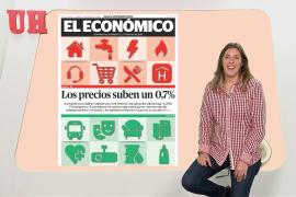 Los precios subieron un 0,7% en Balears en 2018.