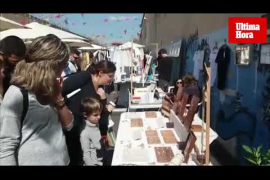 El Rata Market de primavera se celebra en la antigua cárcel de Palma