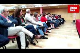 Conferencia política del PSOE en Palma