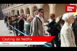 Casting de Netflix en Palma