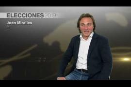 Entrevista Joan Miralles, Pi
