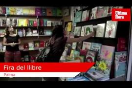 Fira del llibre en Palma