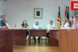 Pleno de constitución del Ajuntament de Campanet