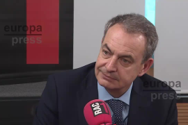 Zapatero sobre indultos a los presos soberanistas: «Estoy a favor de que se estudie si lo piden»