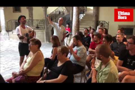 'Poesía Marica' en Palma por el Orgullo Gay