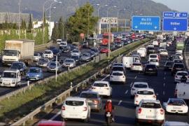 ¿Estarían de acuerdo en limitar el uso de los coches en Palma?